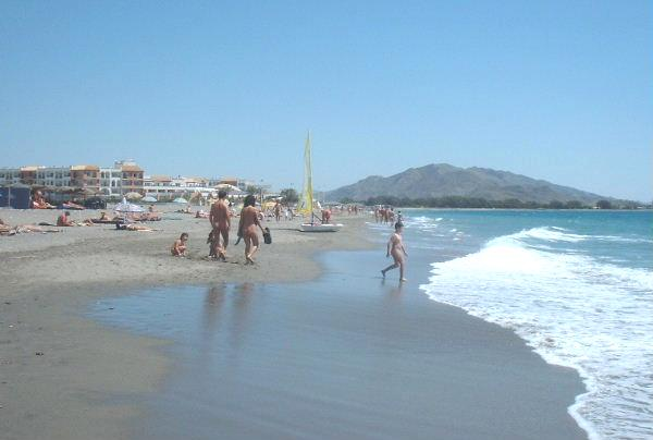 Best Naturist Beaches In Spain