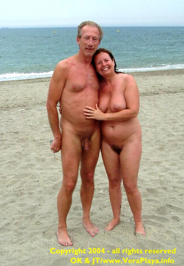 Nudist couple web site
